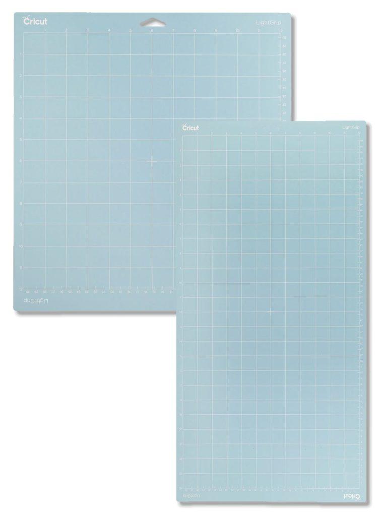Light Grip Blue Mat Both sizes 12x12 and 12x24
