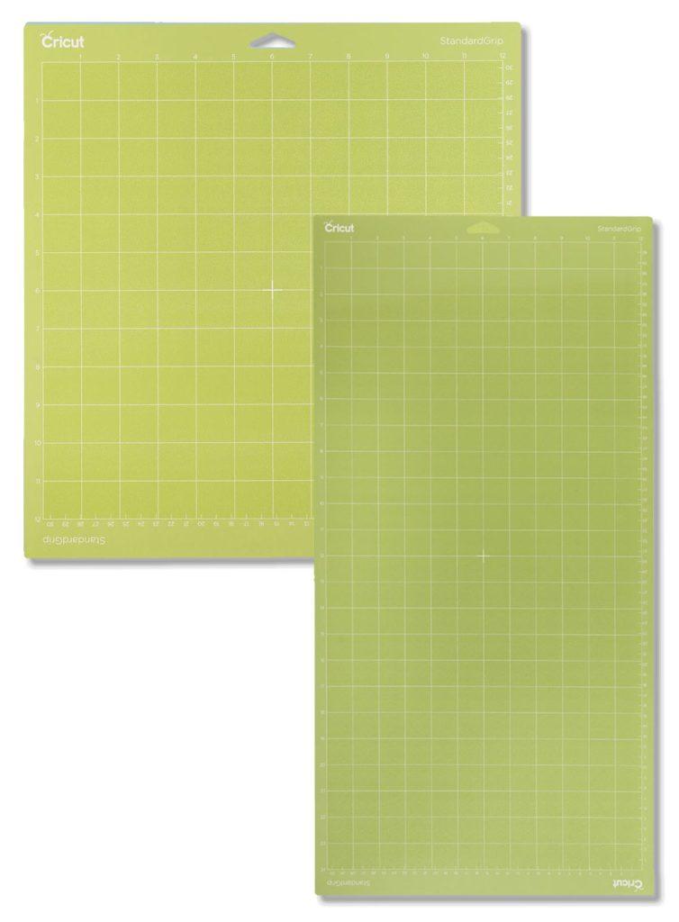 Standard Grip Green Mat Both sizes 12x12 and 12x24