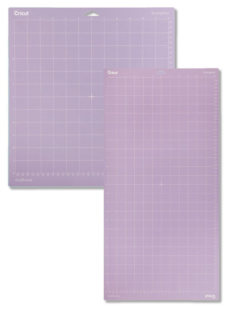 Strong Grip Purple Mat Both sizes 12x12 and 12x24