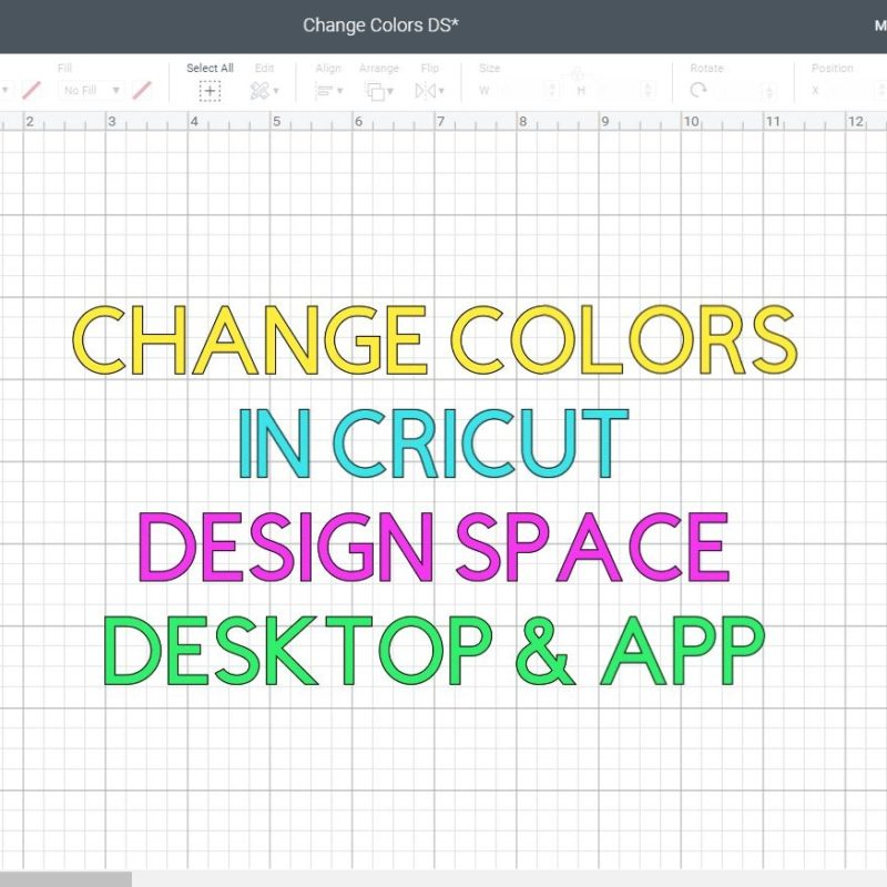 Cropped Featured imafe Change Colors in Cricut Design Space