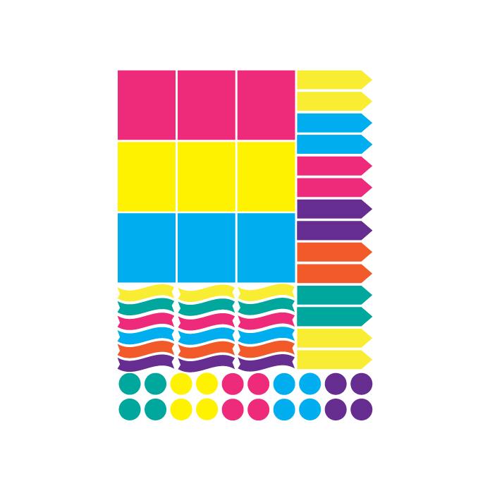 sticker free svg layout