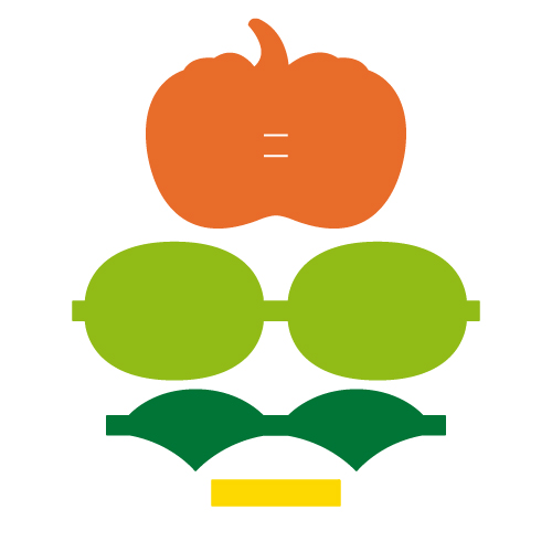 Pumpkin Bow Free SVG