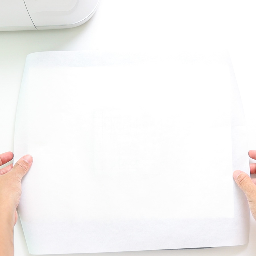 butcher paper for infusible ink coaster