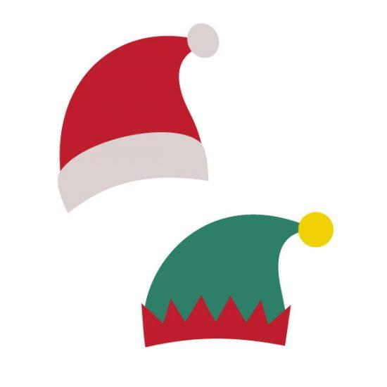 Photo Props Christmas Free SVG