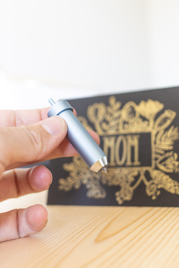 foil tip for cricut explore and cricut maker