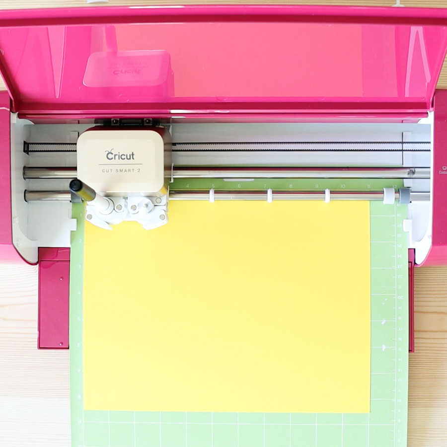 cutting and writing with cricut explore