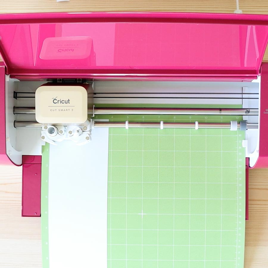 cutting iron-on with cricut explore