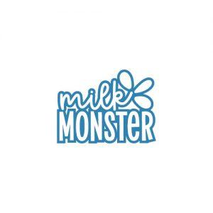 Milk Monster FREE SVG