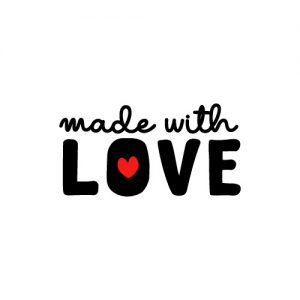 made with love FREE SVG