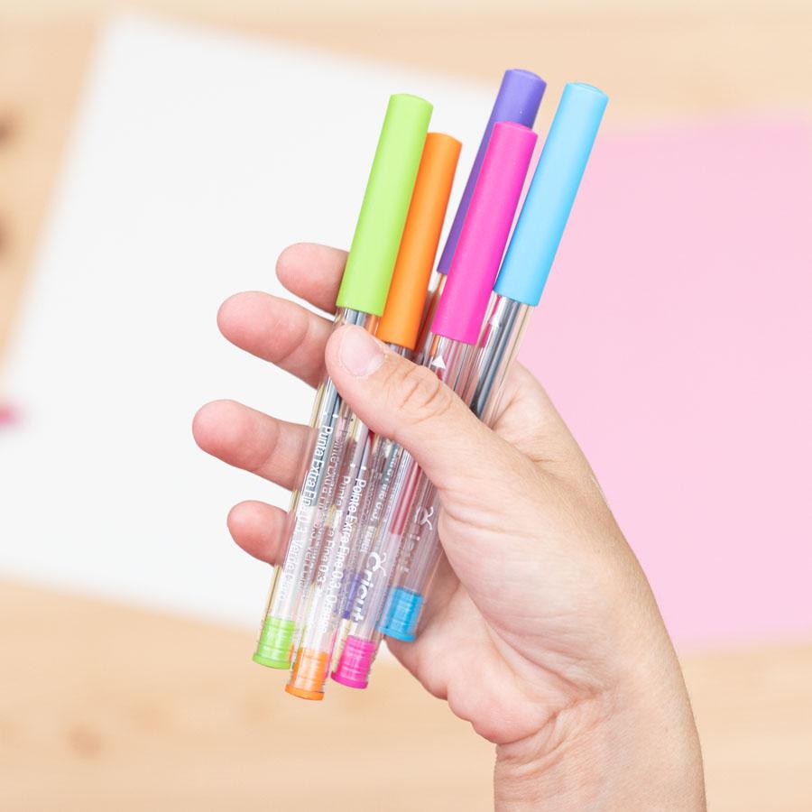 extra fine point cricut pens