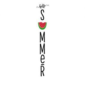 Hello Summer FREE SVG