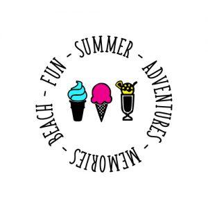Summer Adventures FREE SVG