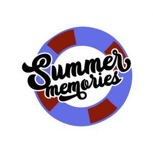 Summer Memories FREE SVG with floatie
