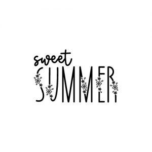 Sweet Summer FREE SVG